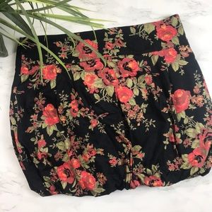 American Rag | Floral Mini Skirt